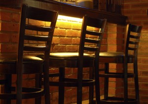 Bars and Bar Stools from C. P. Dean in Richmond, VA
