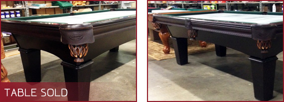 Used Pool Tables CP Dean Richmond Virginia - Brunswick richmond pool table