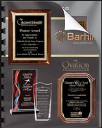 Barhill Awards Catalog 2019
