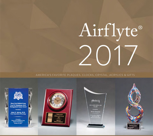 Airflyte Catalog 2017 from C.P. Dean