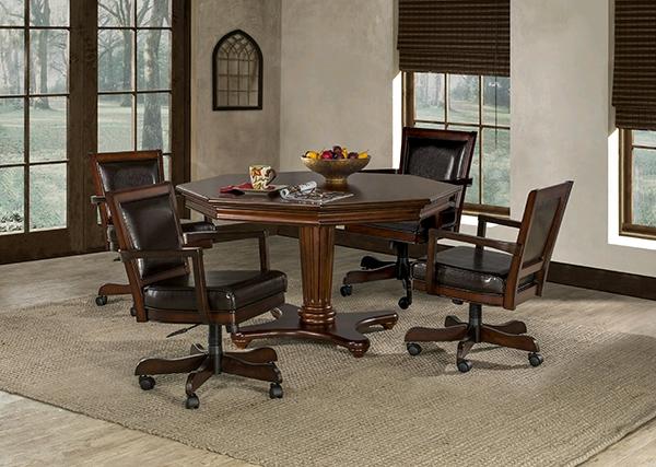 Hillsdale Furniture Ambassador 5 Game Set
