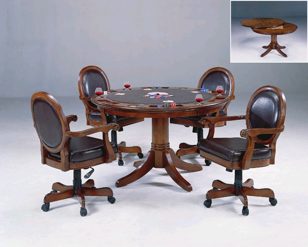 Hillsdale Furniture Warrington Game Table